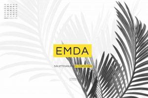EMDA web stranica